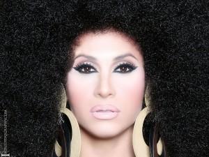 Naysha Afro 24x18sm